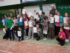 III turniej mikołajkowy 8.12.2014