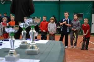 III turniej mini tenis 21.01.2013