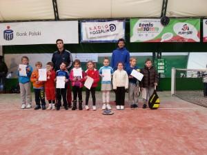 IV turniej mini tenis 10.022014