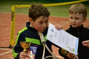 IV turniej mini tenis 22.02.2013