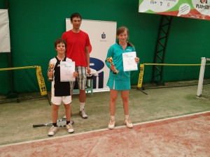 Turniej o Puchar TenisPRO 20.05.2013
