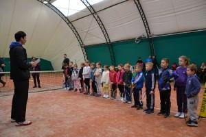 I turniej mini tenis 18.11.2013