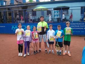 UKT TenisPRO w finale Talentiady 4.06.2013